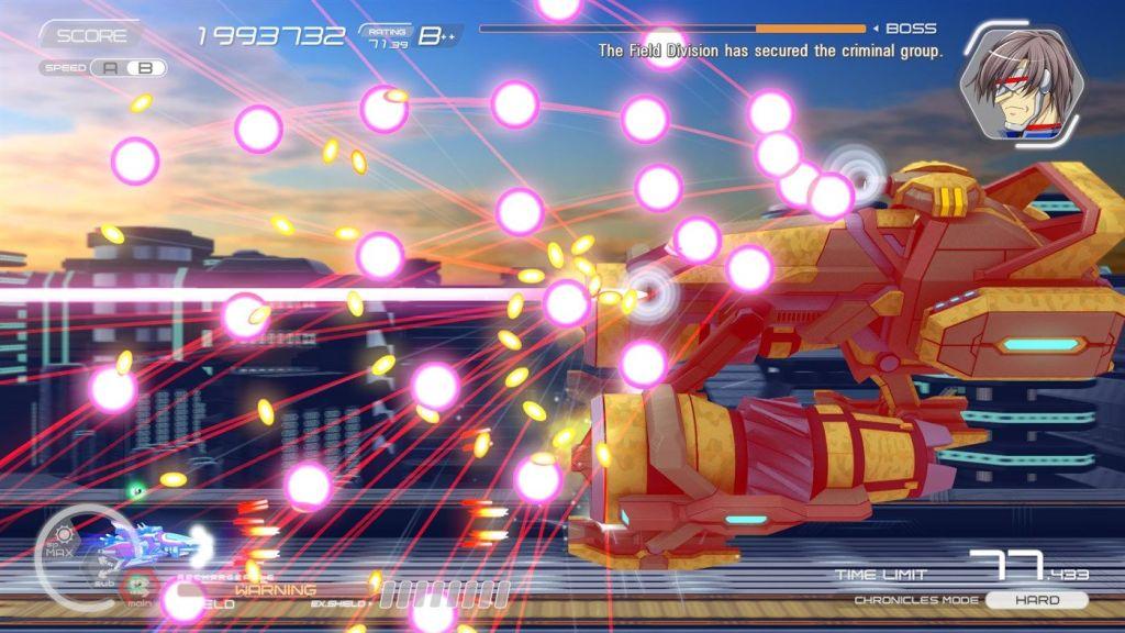 Natsuki Chronicles PS4 PS5 Boss Fight