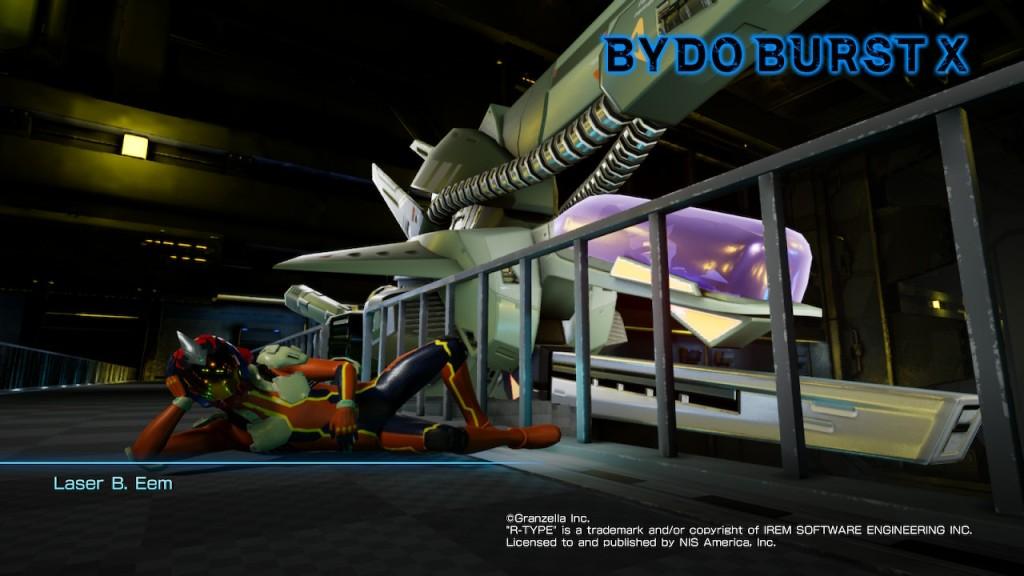 R-Type Final 2 Nintendo Switch Photo Mode