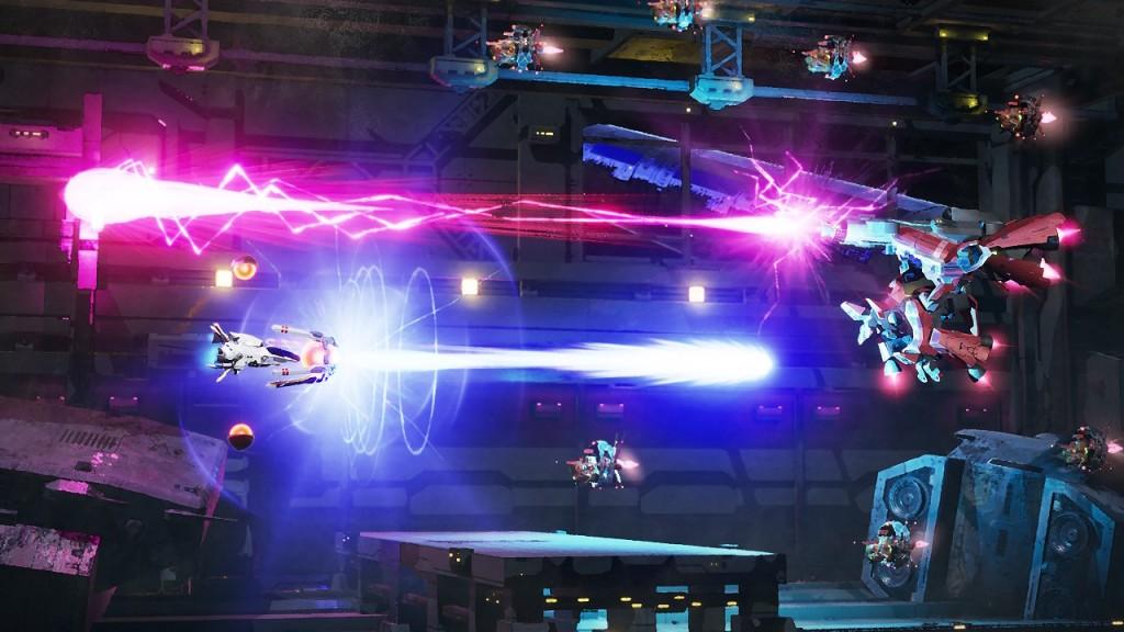 R-Type Final 2 Nintendo Switch Laser