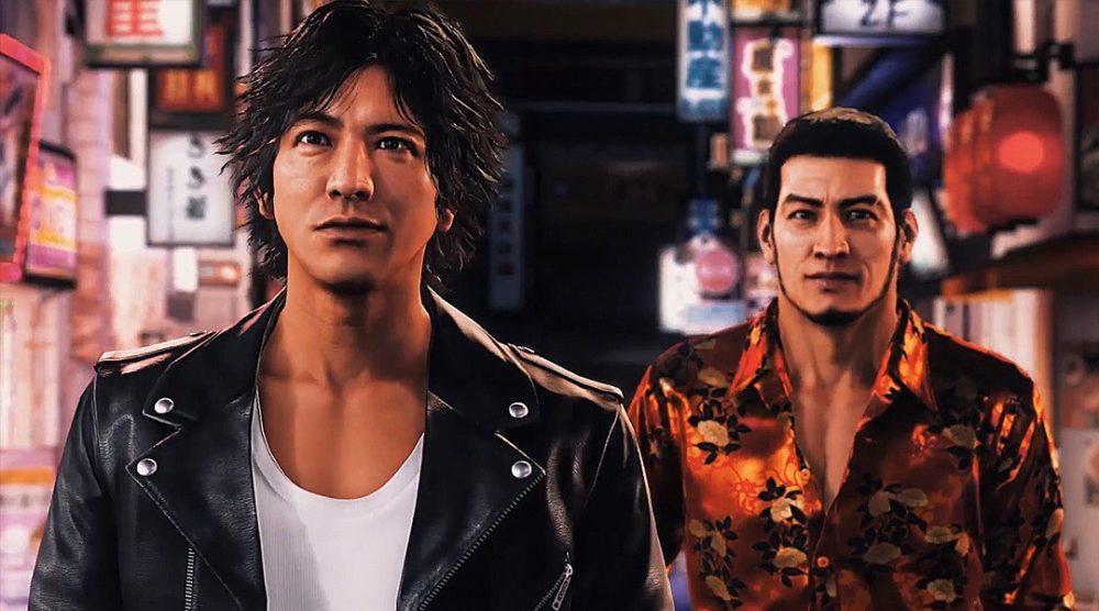 Yagami Kaito Judgement PS5