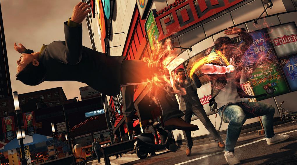 Judgement PS5 PlayStation5 Combat