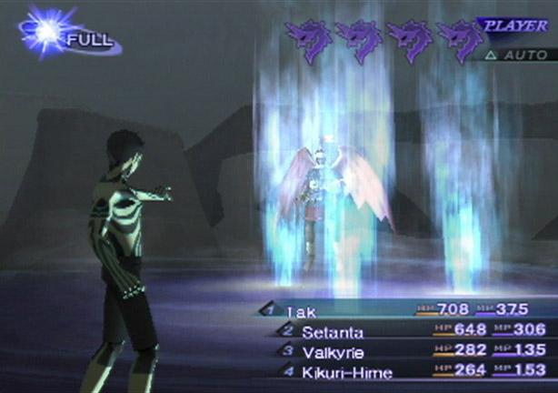 Shin Megami Tensei III Nocturne PS2