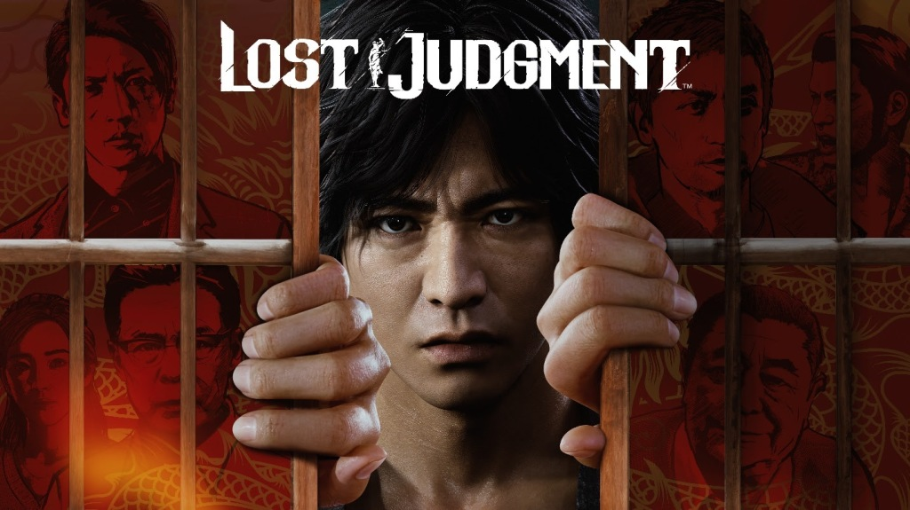 Lost Judgement PS5 PlayStation 5