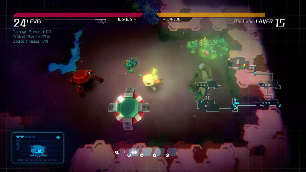Void Terrarium PS5 dungeon