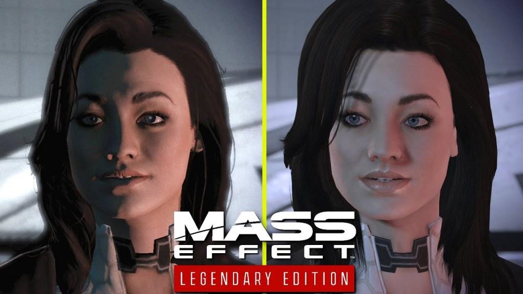 Mass Effect Legendary Edition PC PS4 Xbox Visuals Miranda