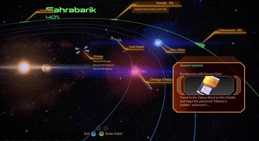 Mass Effect Legendary Edition PC PS4 Xbox Galaxy Citadel