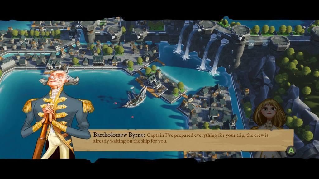 King of Seas PS4 PlayStation 4 Visuals Combat