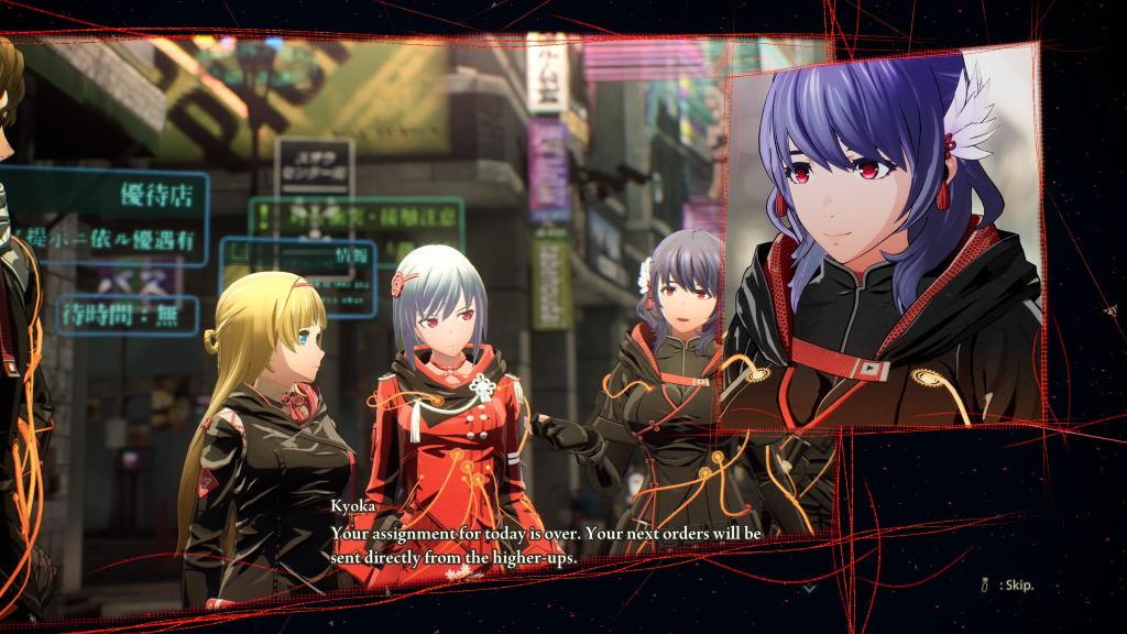 Scarlet Nexus PS5 PlayStation 5 Anime Visuals Combat Review
