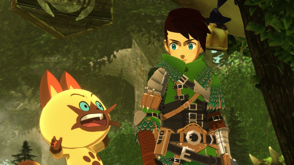 Monster Hunter Stories 2 Wings of Ruin Nintendo Switch Review Navirou Expression Graphics