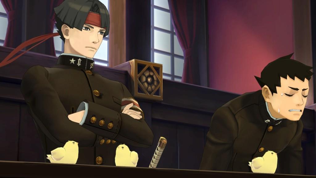 The Great Ace Attorney Nintendo Switch Review Kazuma Asogi Ryunosuke Naruhodo