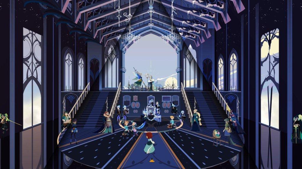 Cris Tales Review Nintendo Switch Main Art style Gorgeous