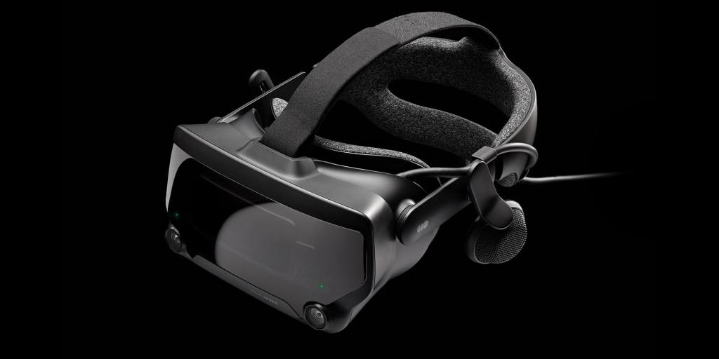 VR Valve Index PC Steam Review Headset Key Visual
