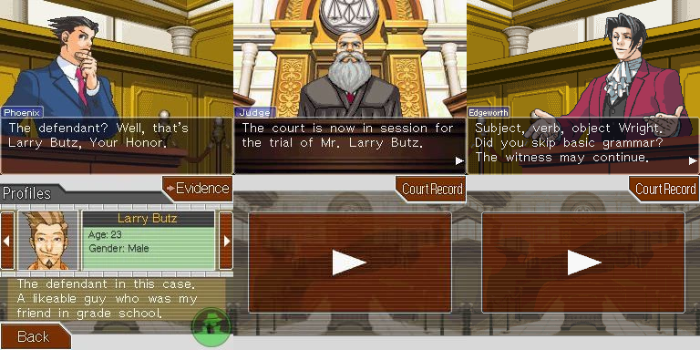 The Great Ace Attorney Nintendo Switch Review Phoenix Wright DS