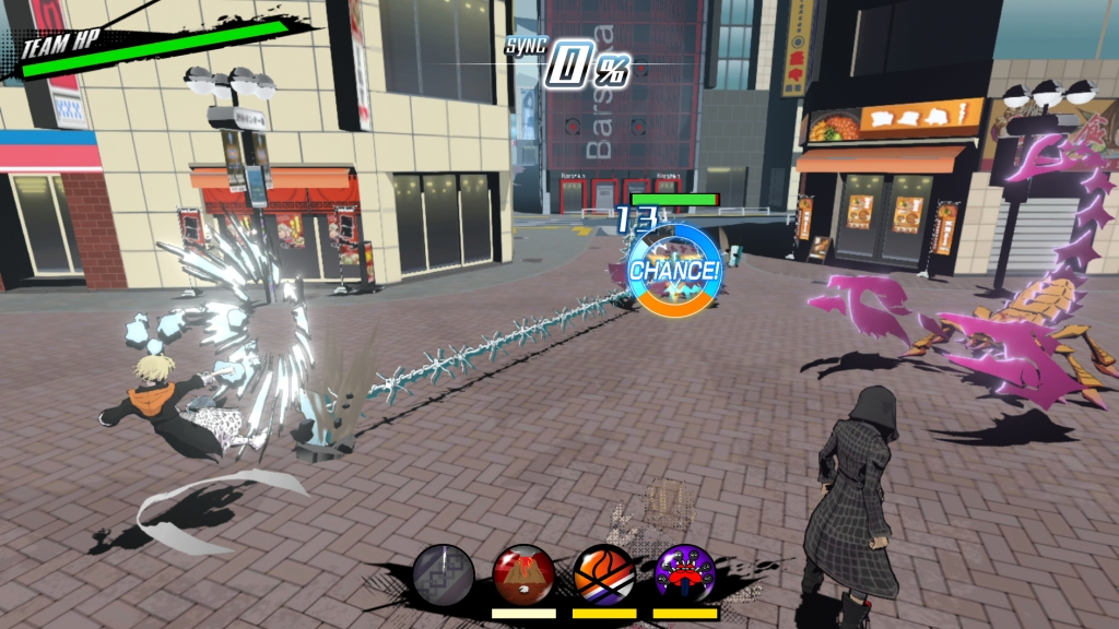 NEO TWEWY Combat Review The World Ends With You