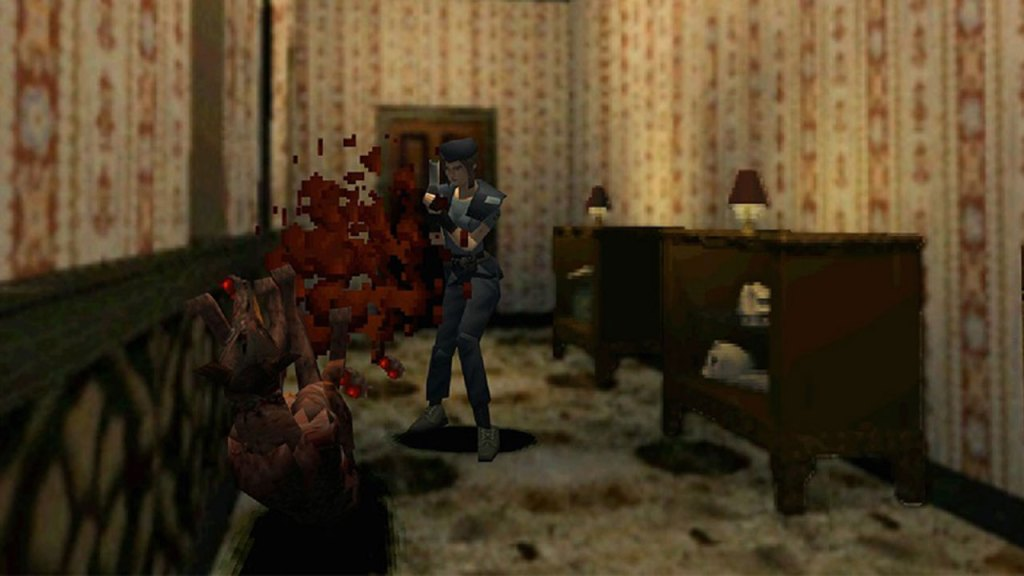 classic resident evil ps1