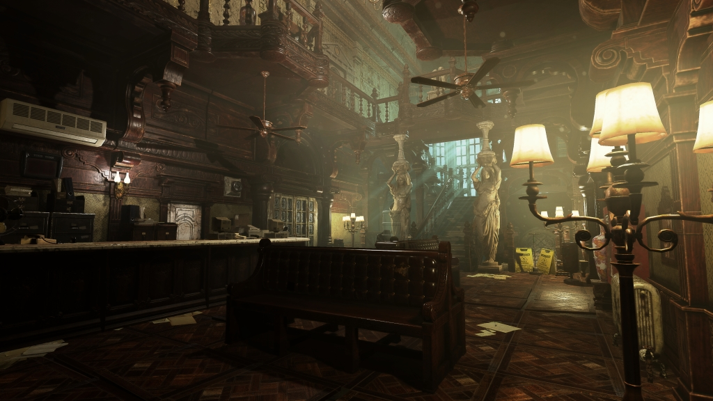 tormented souls ps5 nintendo switch graphics main hall graphics