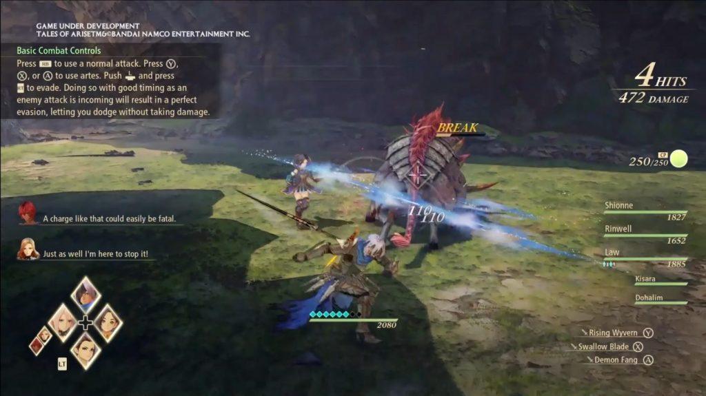 Tales of Arise Review PlayStation 5 Graphics Visuals Combat Kisara Boost Attack