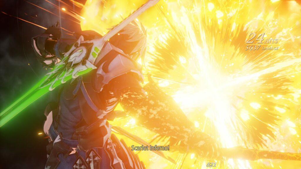 Tales of Arise Review PlayStation 5 Graphics Visuals Combat Mystic Arte