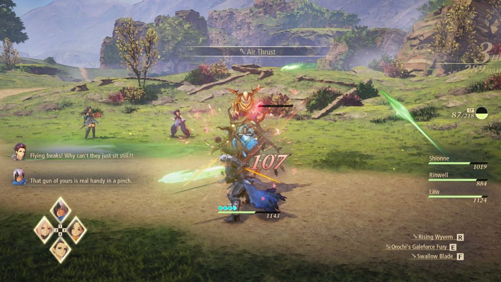 Tales of Arise Review PlayStation 5 Graphics Visuals Combat Battle